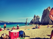 Playa del Amor (Lover's Beach)